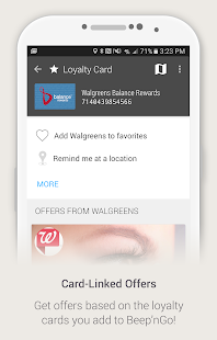 Beep'nGo - Wallet & Coupons- screenshot thumbnail