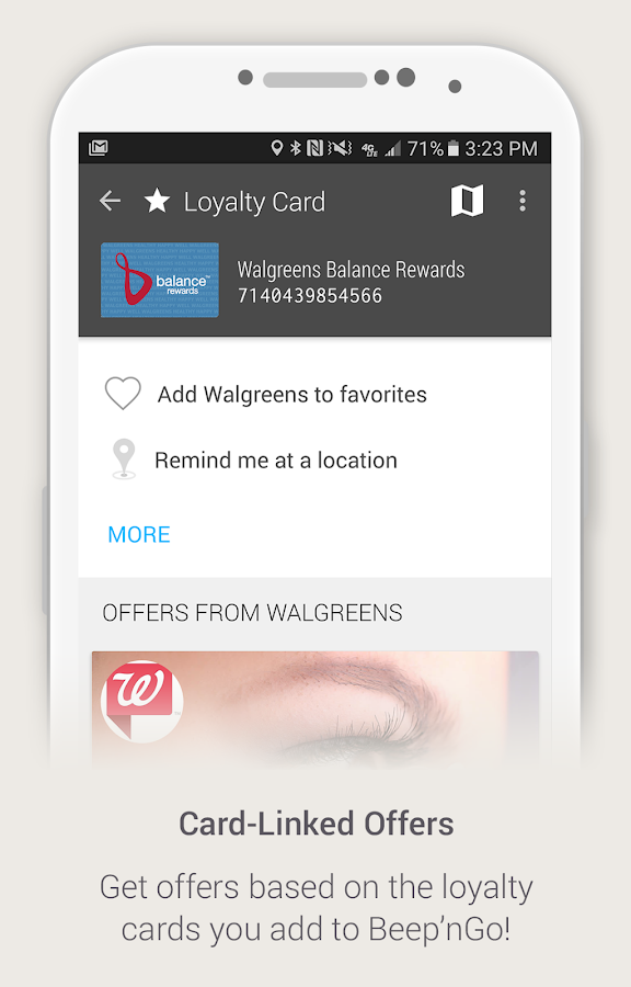 Beep'nGo - Wallet & Coupons- screenshot