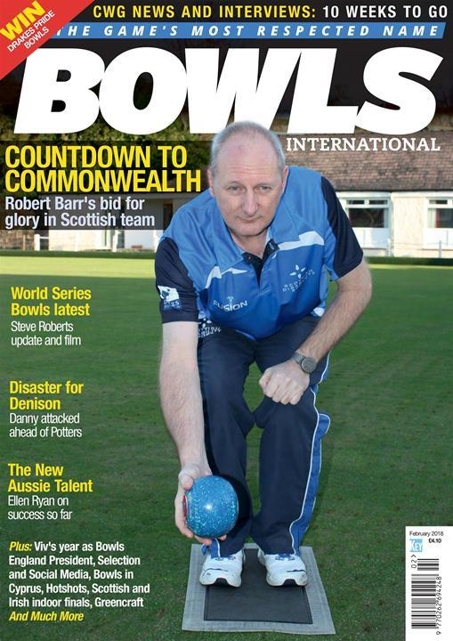 Bowls International Magazine- screenshot