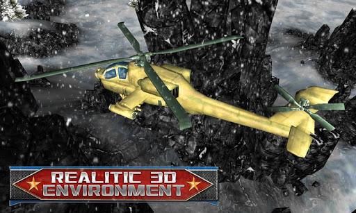 Helicopter Vs Tanks 3D