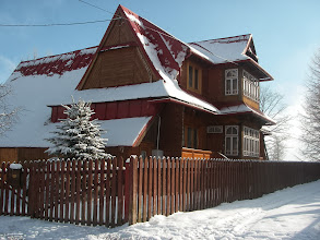 Photo: A to dom rodzinny Kamila Stocha