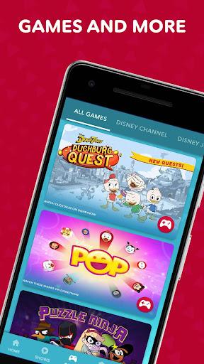 DisneyNOW u2013 TV Shows & Games 4.2.15.325 screenshots 5