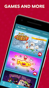 DisneyNOW – TV Shows & Games 5