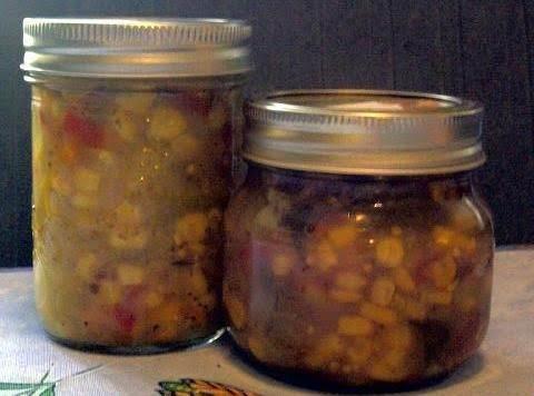 Easy Corn Relish Recipe