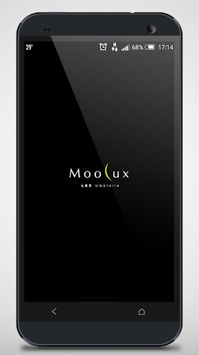 Moolux 月光傘:時尚雨具