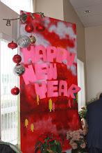 Photo: 新年快樂! 馬年行大運!