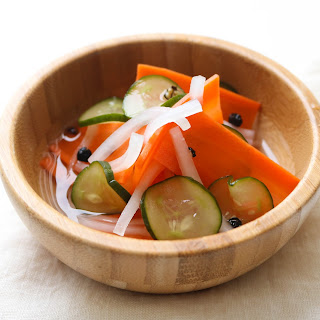 Chinese Pickled Vegetables Recipes.
