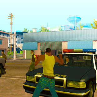 Code Guide for GTA San Andreas Ekran Görüntüsü