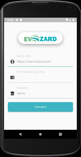 Evozard CRM screenshot 1