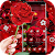 Blooming Red Rose Love Theme file APK Free for PC, smart TV Download