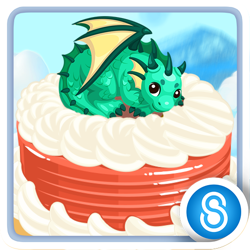 Bakery Story: Donuts & Dragons Icon