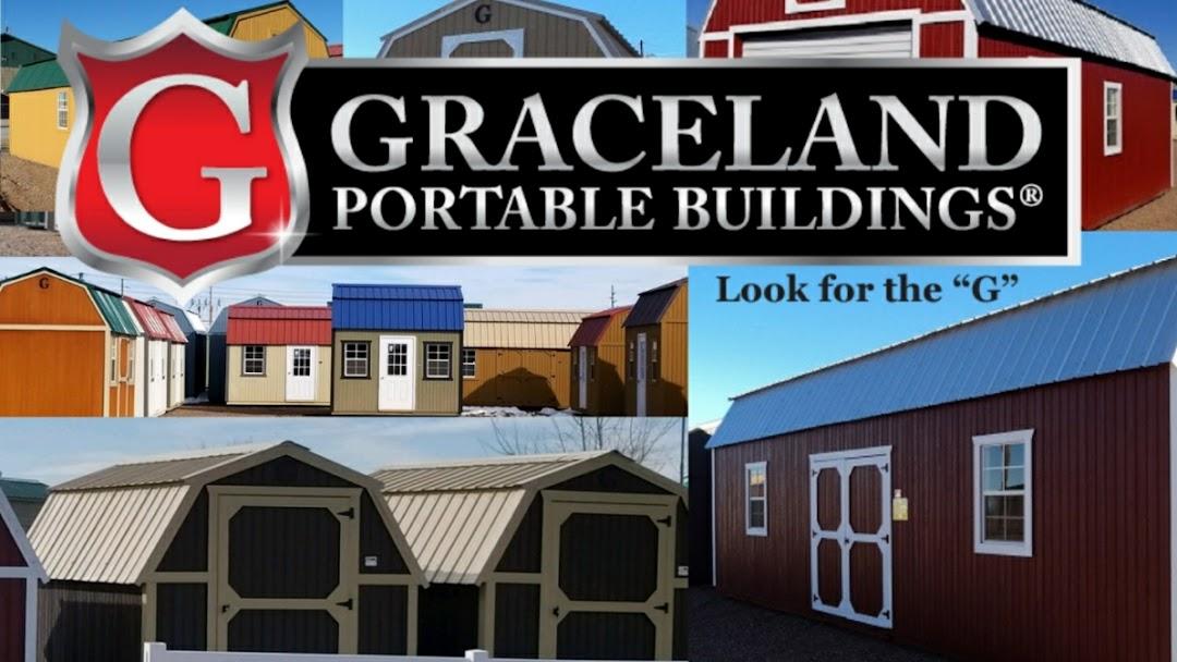 Graceland Portable Buildings - Portable Building