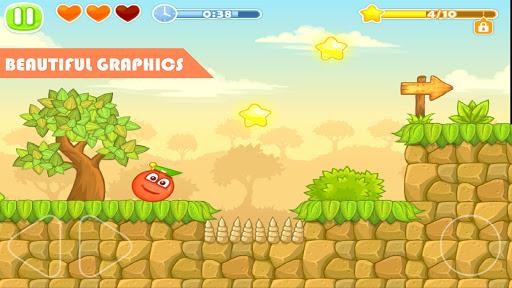 Red Ball 5 : Jump Ball Adventure 1.0.2 {cheat hack gameplay apk mod resources generator} 4
