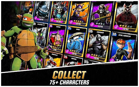 Ninja Turtles: Legends MOD Apk 1.11.39 9