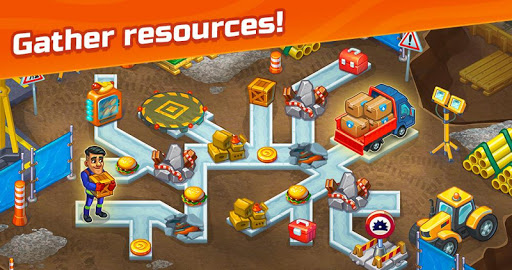 Télécharger Rescue Team - Time management game apk mod screenshots 5