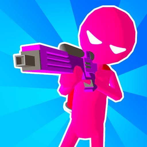 Paintman 3D - Color shooter