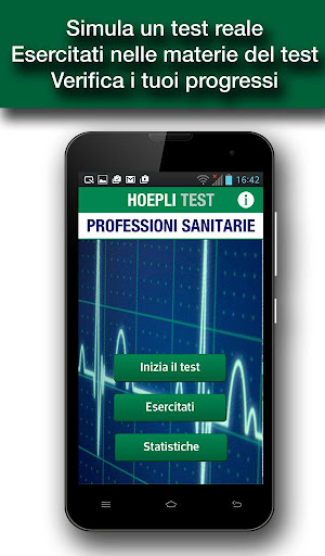 Hoepli Test P. Sanitarie
