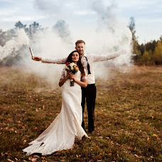 Wedding photographer Vitaliy Maslyanchuk (Vitmas). Photo of 24.09.2017