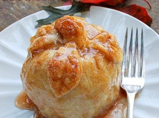 Homemade Apple Dumplings Recipe