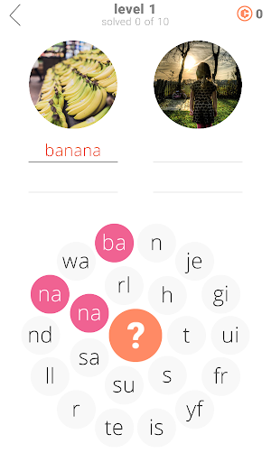 Word Rings - screenshot