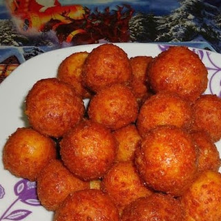Fried Cheese Balls Recipes.
