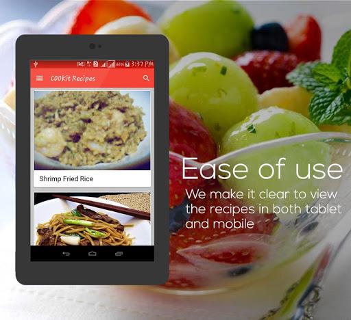玩免費生活APP|下載Cookit食谱 app不用錢|硬是要APP