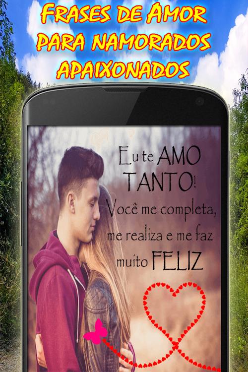 Frases De Amor Para Namorados Apaixonados Android