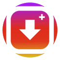 VIP Downloader for Instagram Photo Video+ icon