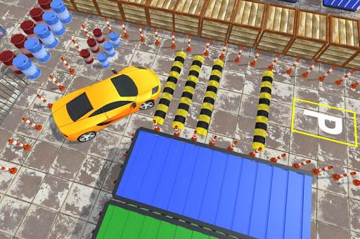 Télécharger Gratuit Modern Car Parking Games 3d: Free Car Games APK MOD (Astuce) screenshots 4