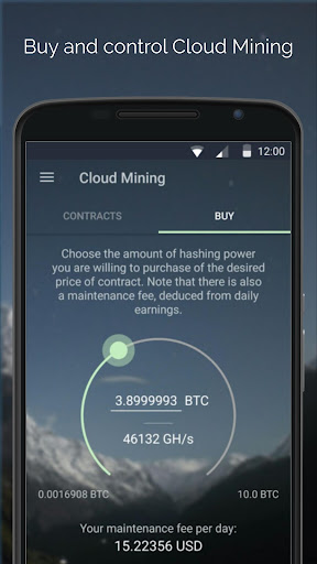 MinerGate Mobile Miner screenshot 6