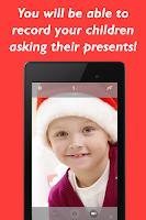 Screenshot of Tell me, Santa Claus Christmas