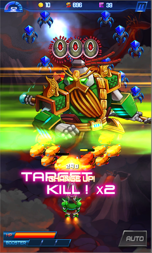 Galaxy Heroes : Clash of Robot- screenshot thumbnail