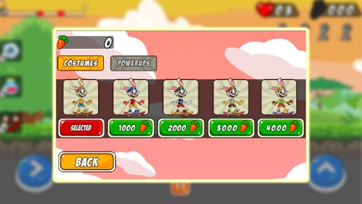 Télécharger Skating Bunny apk mod screenshots 3