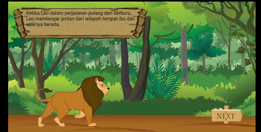 REVENGE OF THE LION screenshot 4