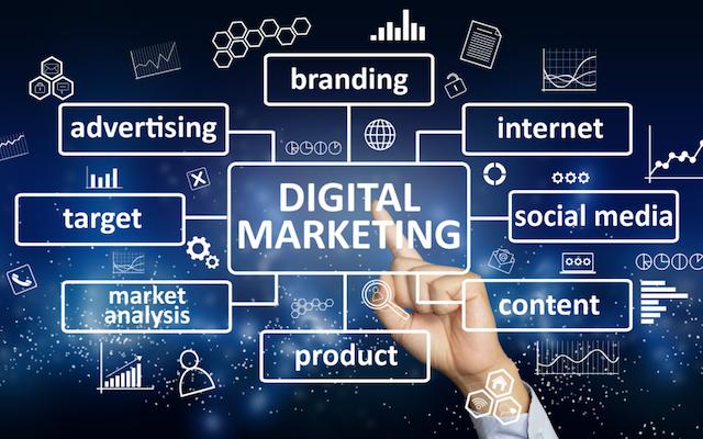 Nhu cầu đặt dịch vụ digital marketing ngày càng tăng cao