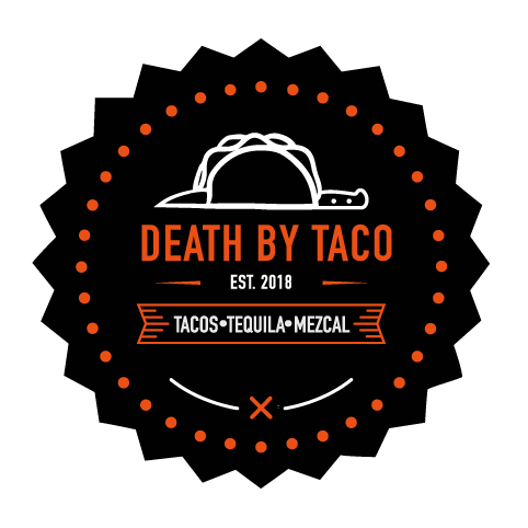 Logo for Death by Taco