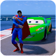 Superheroes Cars Lightning: Top Speed Racing Games (game)