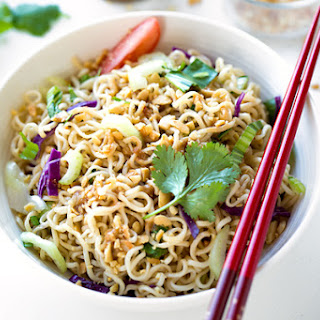 Ramen Noodle Salad.
