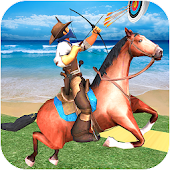 Horseback Mounted Archery Horse Archer Derby quest