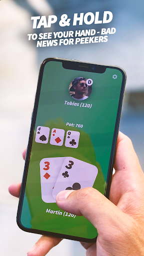 EasyPoker - Poker with your Friends 1.0.6 screenshots 5