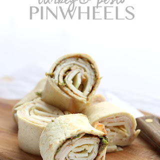 Turkey Pinwheels and Healthy Lunch Box Hacks.
