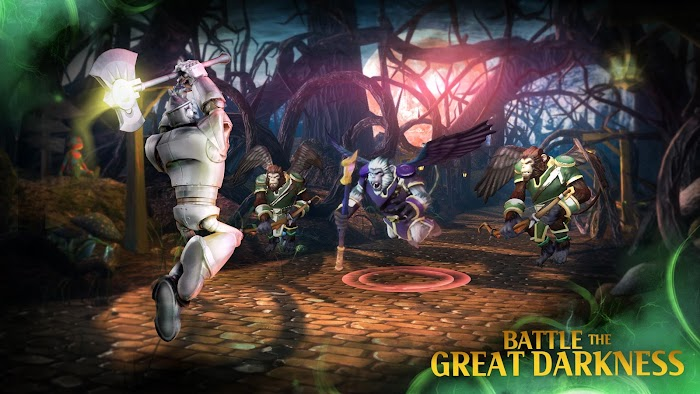 Free Download Android Games - Oz: Broken Kingdom™ v1.0 APK