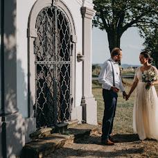 Wedding photographer Káťa Barvířová (opuntiaphoto). Photo of 11.11.2017