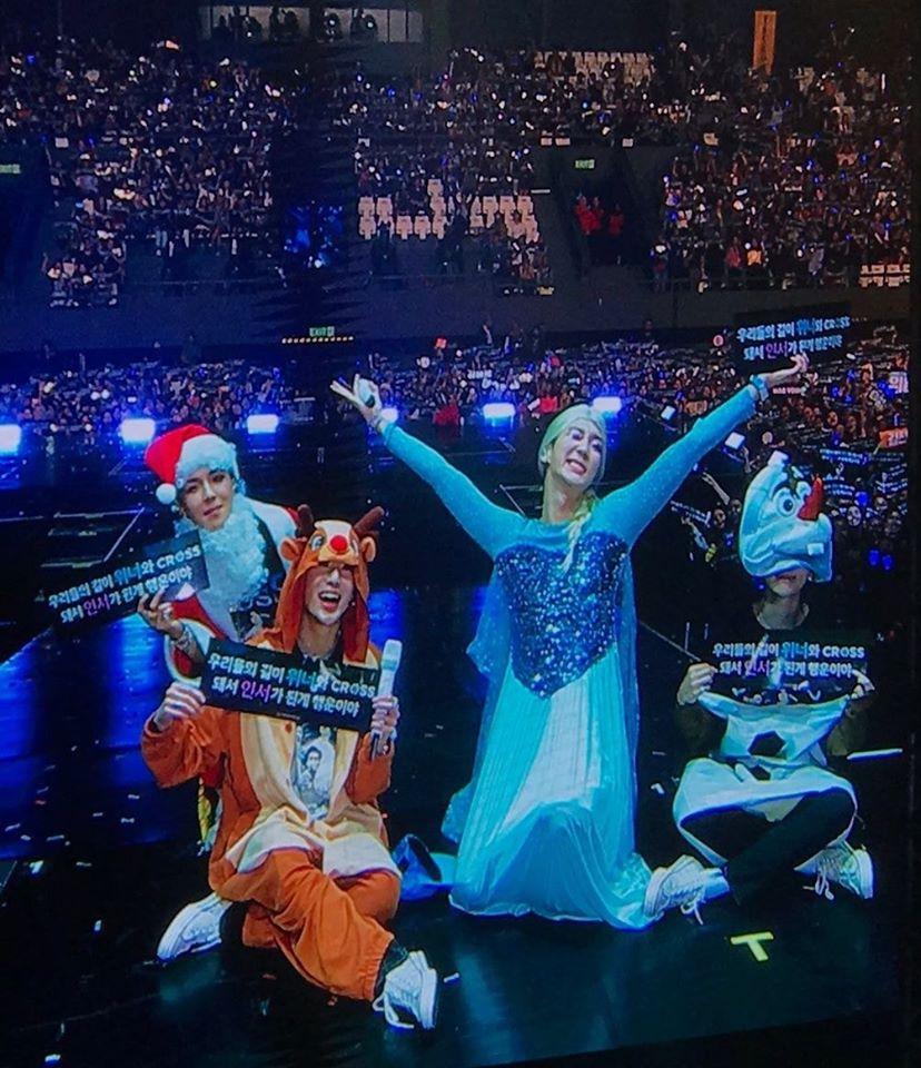 winner costumes