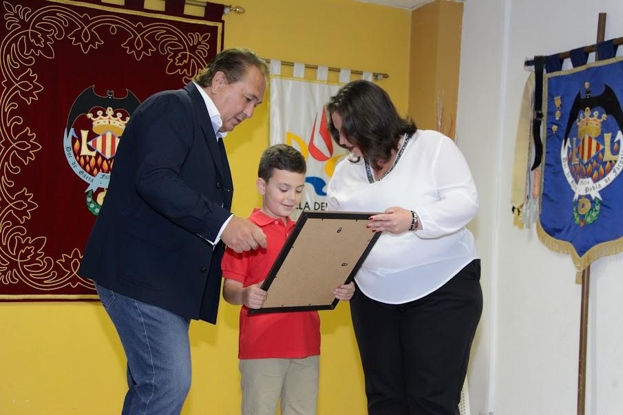 Demanà y Proclamación en Duque de Gaeta - Puebla de Farnals.
