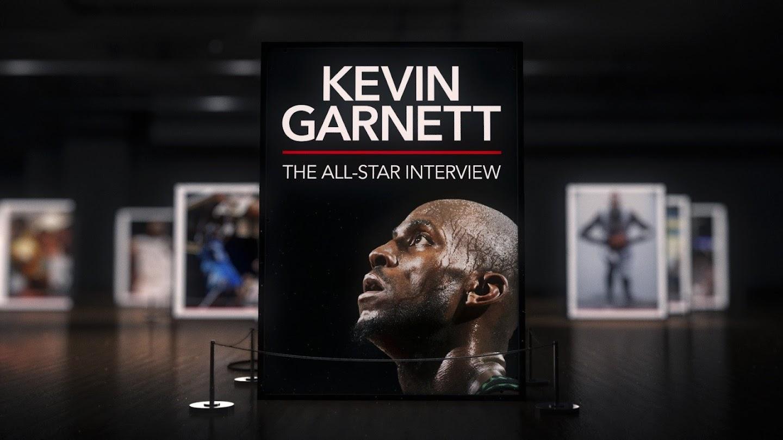 Watch Kevin Garnett: All-Star Interview live