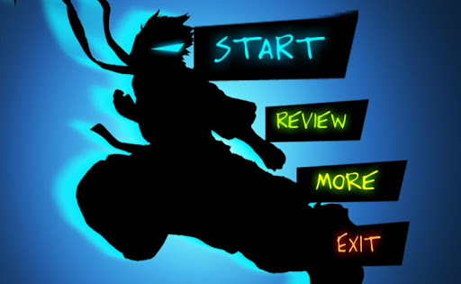 Rush Ninja Shadow Lands