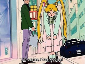 Mamoru and Usagi's Babysitting Mayhem