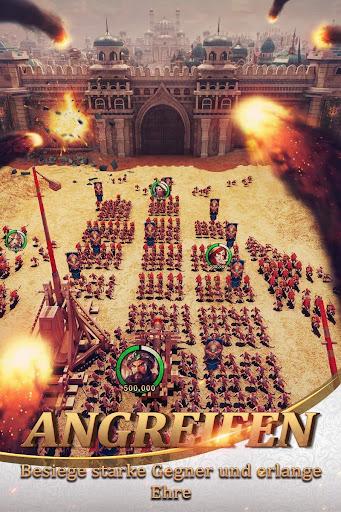 Conquerors: Goldene Zeitalter  Frei Ressourcen 4