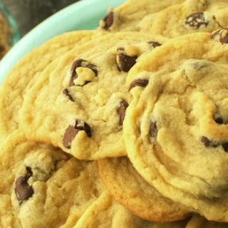 Gluten-Free and Eggless Chocolate Chip Cookies.